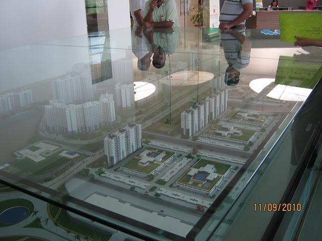 Model of Megapolis Rajiv Gandhi Infotech Park Phase 3 Hinjewadi Pune - IMG_2887