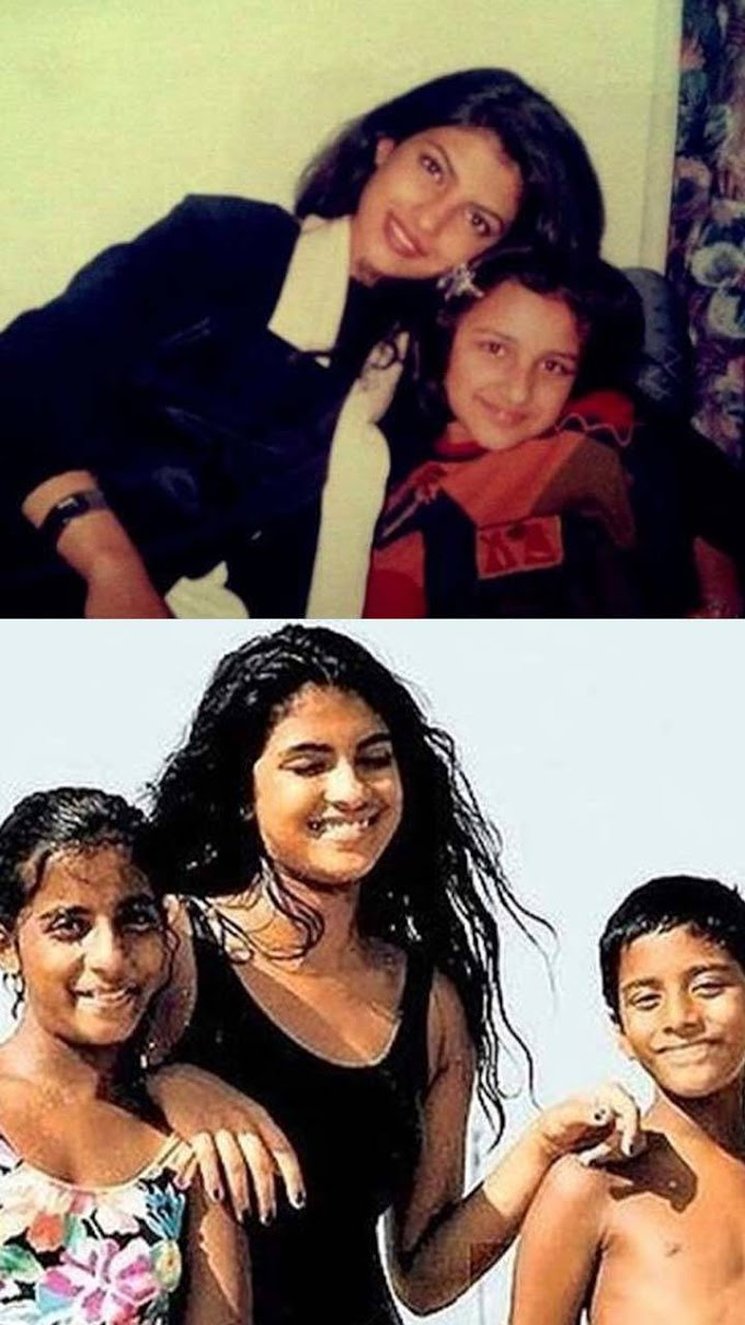 Rare unseen pictures of Priyanka Chopra