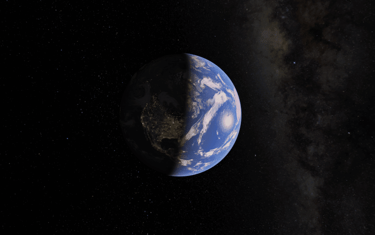 New Google Maps Feature Lets You Explore Planetary Maps
