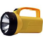 Dorcy 41-2081 Waterproof Floating Lantern With Battery, Plasticand#039; 70 Lumens
