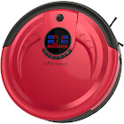 Bobsweep Standard 4-in-1 Robotic Vacuum Cleaner and Mop, Red