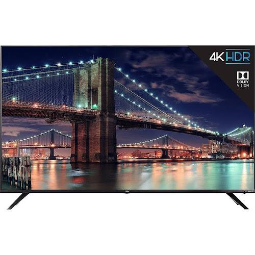 """TCL 6 Series 65R617 - 65"""" LED Smart TV - 4K UltraHD"""