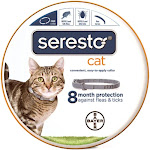 Seresto 81857952 Adjustable Cat Flea and Tick Collar