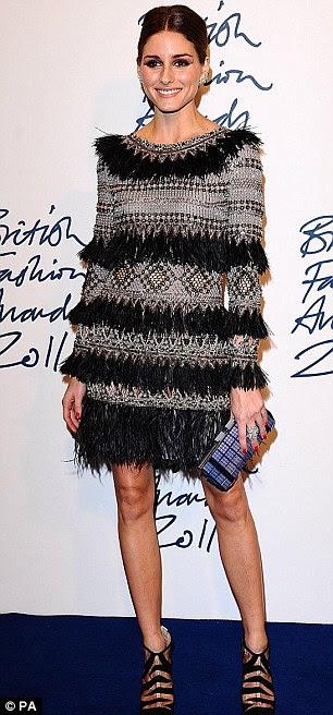 Setters tendência: Olivia Palermo e Alexa Chung usava normalmente atraentes roupas no The Savoy