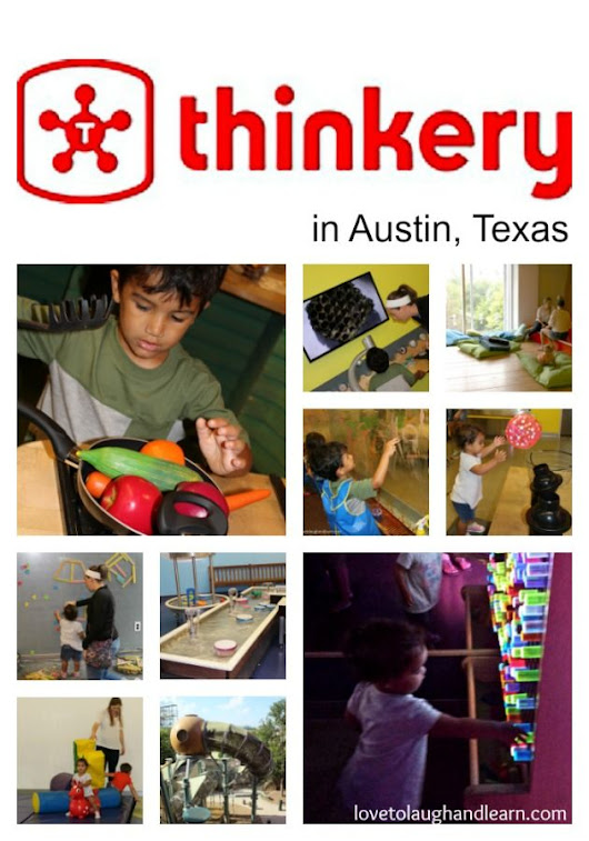 Thinkery - An Awesome Hands-On Children's Museum in Austin