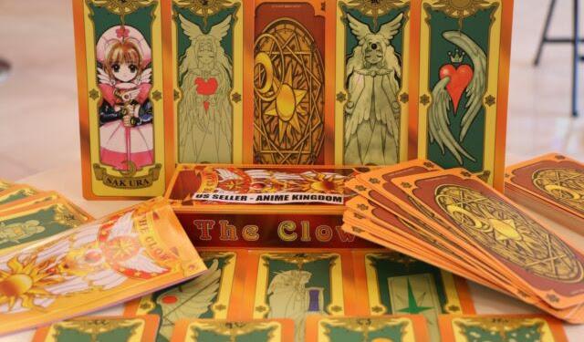 Cardcaptor Sakura Clow Cards Tarot