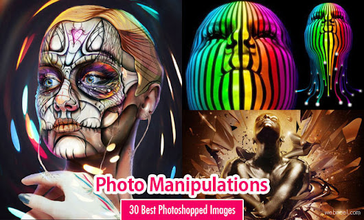 30 Best Photoshopped Images and Creative Photo Manipulations