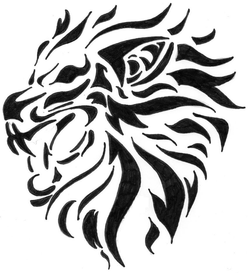 Lion Tattoos Designs Ideas And Meaning Tattoos For You Clip Art