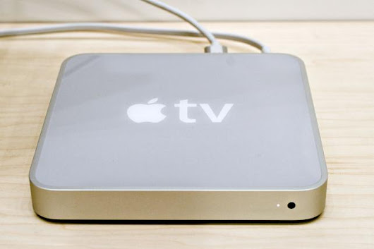 Apple Likely to Update Apple TV for First Time in Several Years