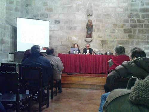 Sessão de Apresentação do Trabalho Arqueológico de Braga