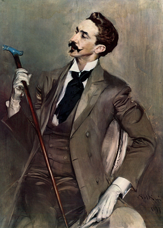 Ritratto di Robert de Montesquiou