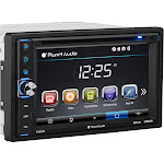 "Planet Audio Double DIN 6.2"" Touchscreen Bluetooth In Dash Vehicle DVD Player by VM Express"