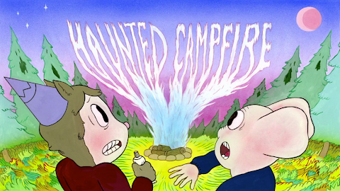 Summer Camp Island - S02E04 - The Haunted Campfire