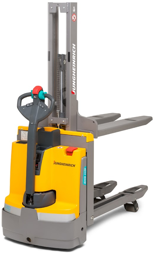 Jungheinrich receives fifth consecutive IFOY Award nomination with lithium-ion stacker | Logistics & Handling