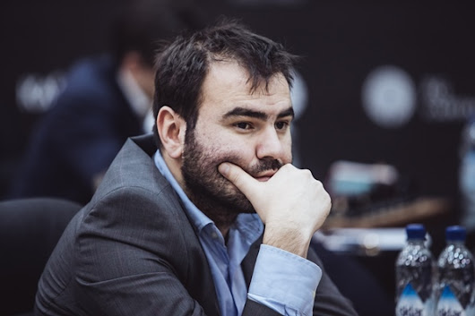 Sharjah Grand Prix: Mamedyarov Shares the Lead with Vachier-Lagrave
