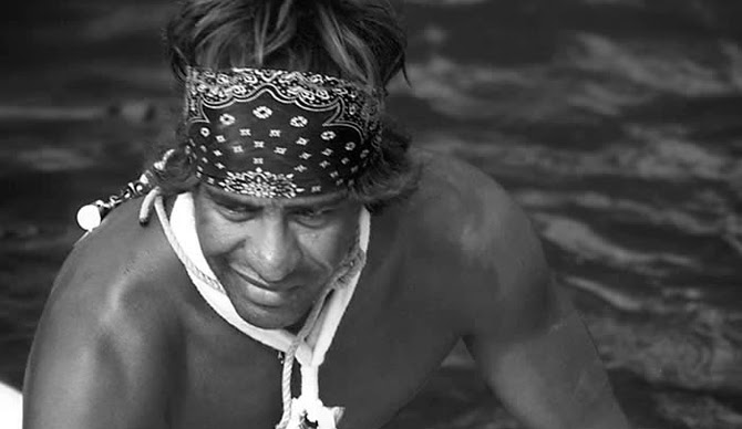 Eddie Aikau, Hawaiian first, surfer second.