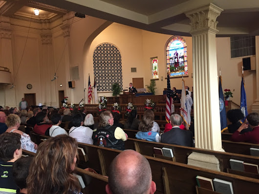 Denver families and friends gather to honor the fallen soldiers they loved