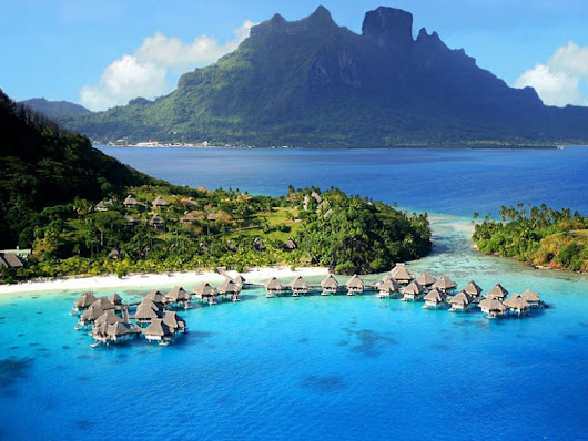 Familymoon to Bora Bora, the Jewel of the South Seas • Outside Suburbia