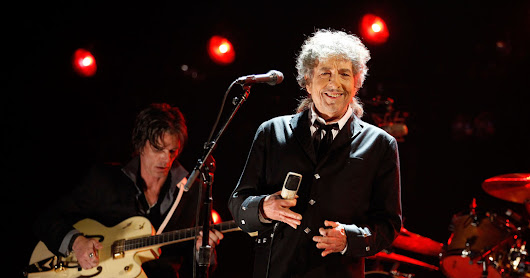 Bob Dylan Awarded Nobel Prize in Literature - The New York Times