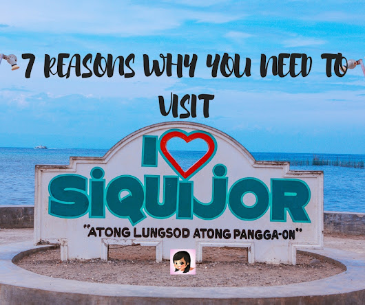 7 Reasons to Visit Siquijor in the Philippines Now