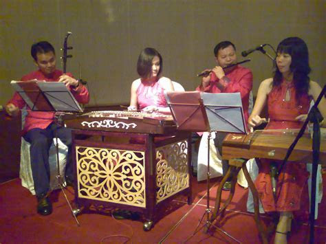 Event DirecTus: ORIENTAL MUSIC ESCAPADE LIVE BAND for