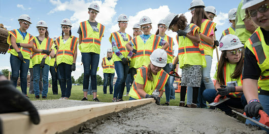 The Time Is Now to Inspire a New Generation of Women in Construction