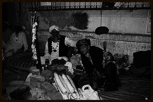 Sarkar Ali Bawa Rafaee Murshad And The Malang Of Mumbai by firoze shakir photographerno1
