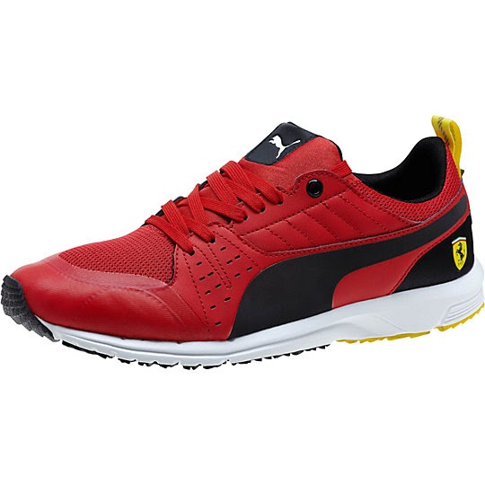 Puma Ferrari Shoes Salno Dermon
