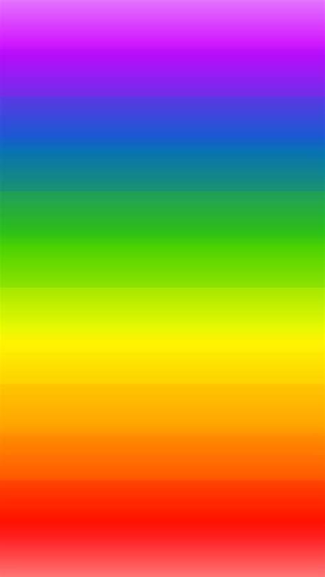 regenbogen farben handy hintergrundbilder kostenlos