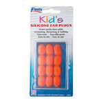 Ear Plugs Kids Soft Silicone - 6 Pairs