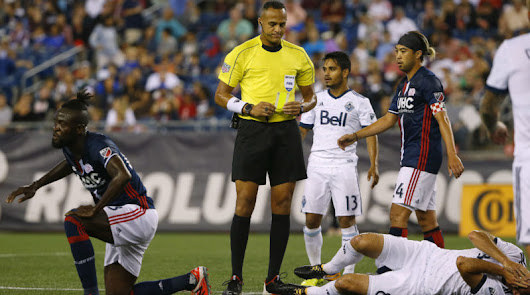 MLS Awards – Referee and AR of the Year nominees announced – Professional Referee Organization