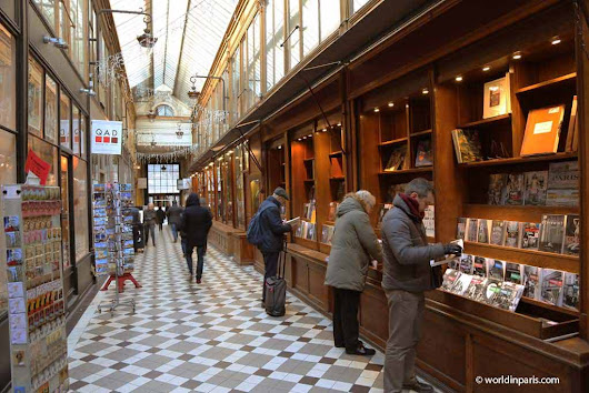 The most charming Covered Passages of Paris (Passages Couverts, Paris) – World In Paris