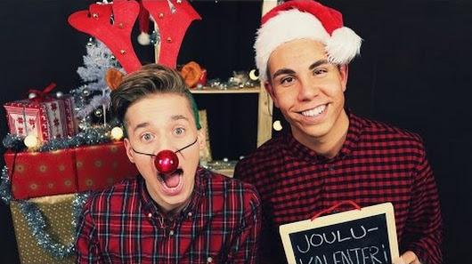 naag joulukalenteri 2018 Kuka aikoo olla mukana mun ja Valtsun tonttuiluissa koko  naag joulukalenteri 2018