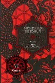 Panteón II: Génesis (Memorias de Idhún, #6)