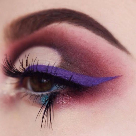Furless Cosmetics - Some absolutely stunning makeup design from the...