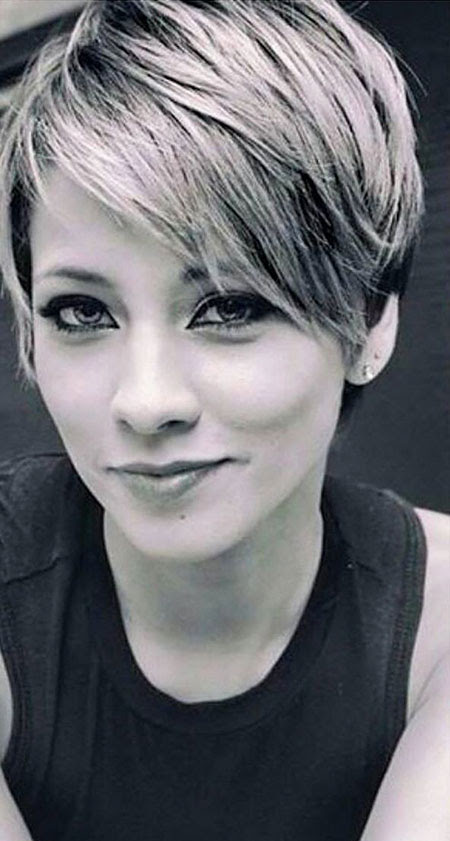 super short hairstyles with bangs short hairstyles amp