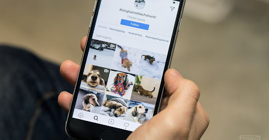 Instagram will soon let users download a copy of their data