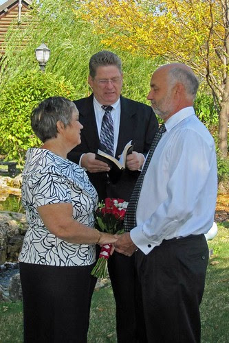 Deanna and Leonard's Wedding
