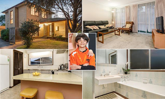 Boy, 13, buys $552,000 Melbourne investment property