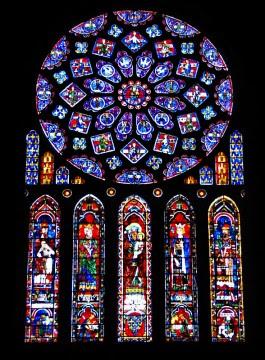 Resultado de imagem para les vitraux de Chartres