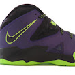 Buty Nike Zoom Soldier VII 7 Court Purple - Basketo.pl
