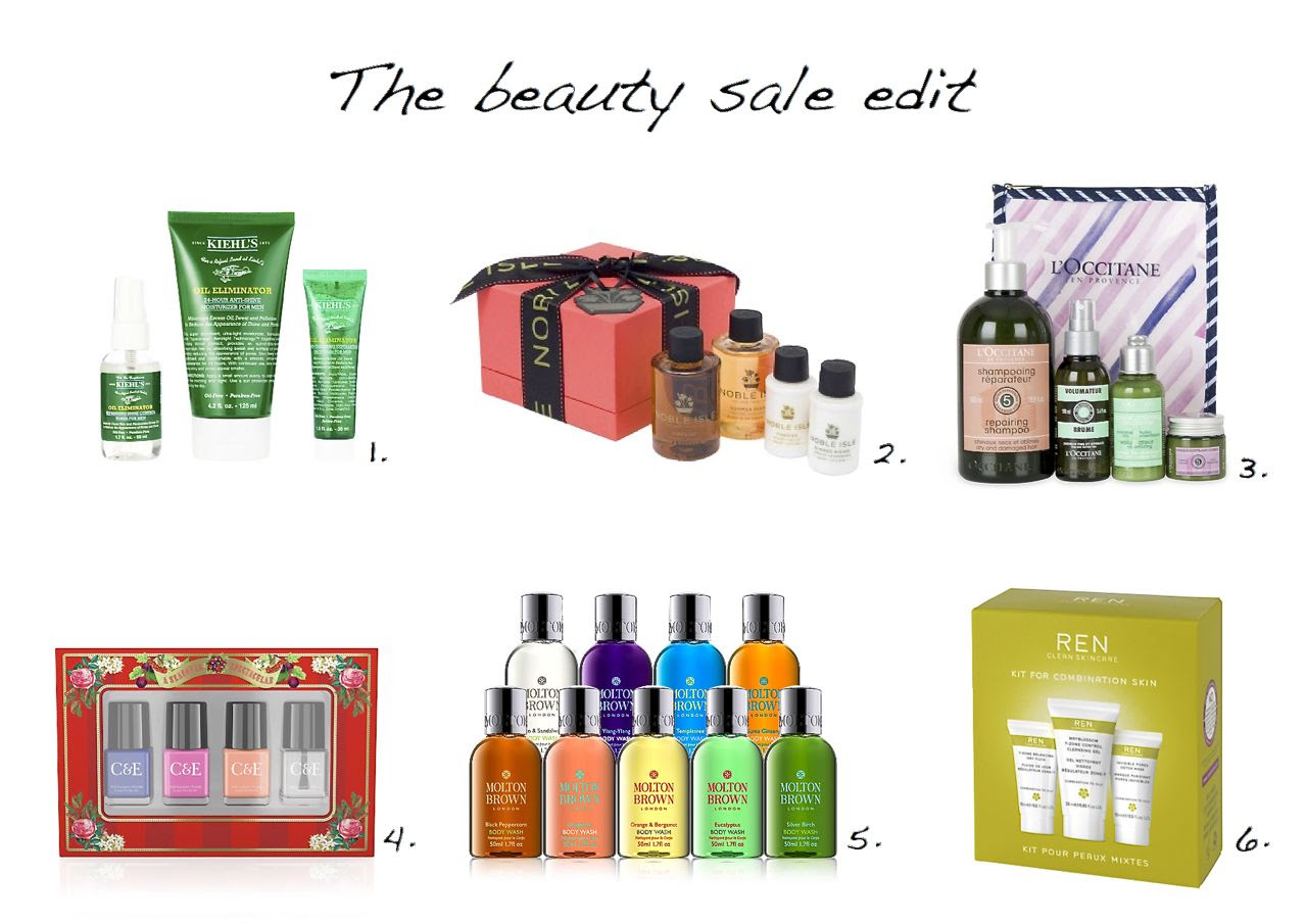 The Beauty Sale Edit With 52 Products Style Barista
