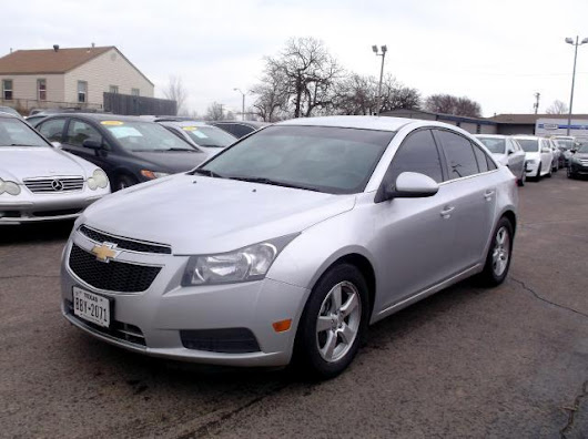 Used 2013 Chevrolet Cruze for Sale in Bethany OK 73008 Import Motors