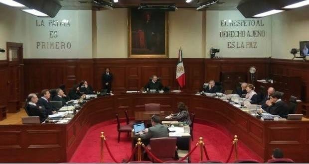 SCJN desecha impugnación de MC contra LSI; quedan 6. Foto: Sdpnoticias