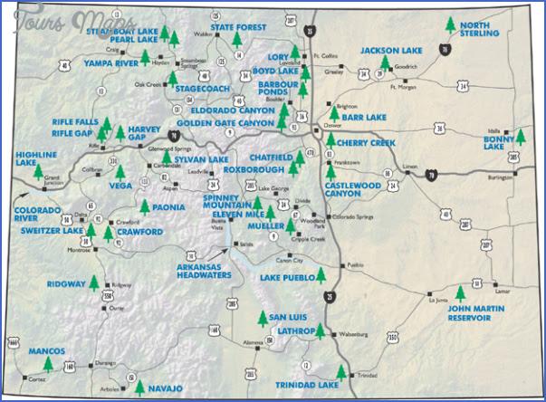Colorado State Parks Map Colorado State Parks Map | Bedroom 2018