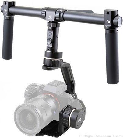 Feiyu MG V2 Motorized Gimbal Stabilizer - $369.00 Shipped (Reg. $769.00)
