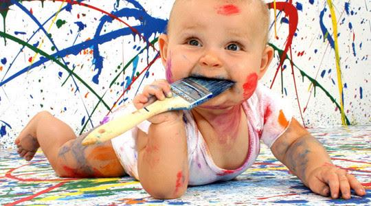 Τι δείχνουν οι ζωγραφιές ενός παιδιού...