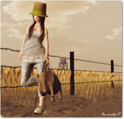 1165 - Lark, OrsiniRed (New) @ The Retreat & NuDoLu (New Gacha) @ The Chapter Four & IKON (Gift) ..