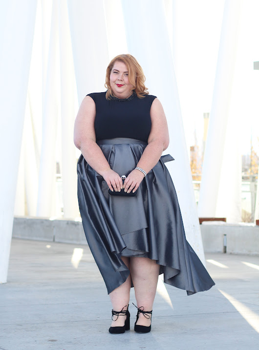 Last Minute Plus Size New Years Eve Dresses with Laura