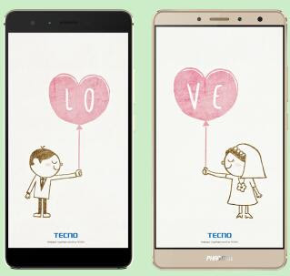 Share Your Love with TECNO - Countdown to Valentine's Day
